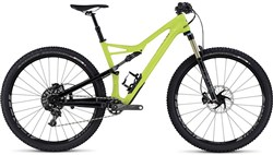 Specialized Camber Expert Carbon 29 Mountain Bike 2016 - Full Suspension MTB