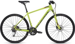 Specialized Crosstrail Elite Disc 2016 - Hybrid Sports Bike