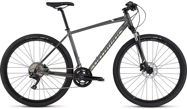 Specialized Crosstrail Expert Disc 2016 - Hybrid Sports Bike