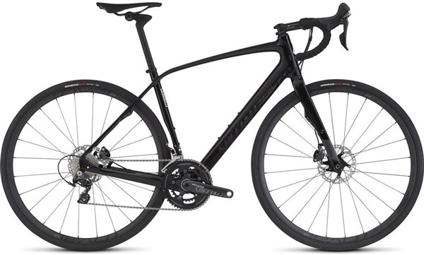 Image of Specialized Diverge Pro Carbon 2016 - Road Bike