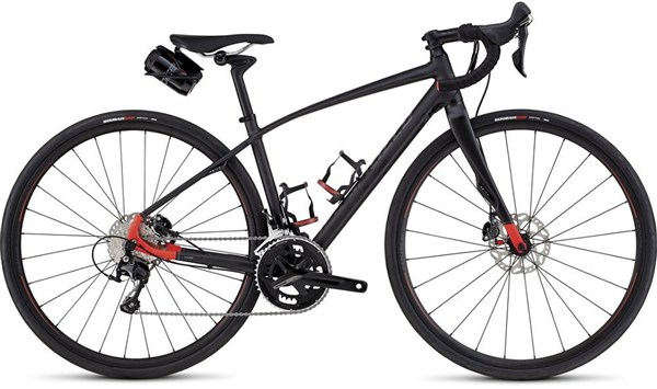 Image of Specialized Dolce Comp EVO Womens  700c 2016 - Road Bike
