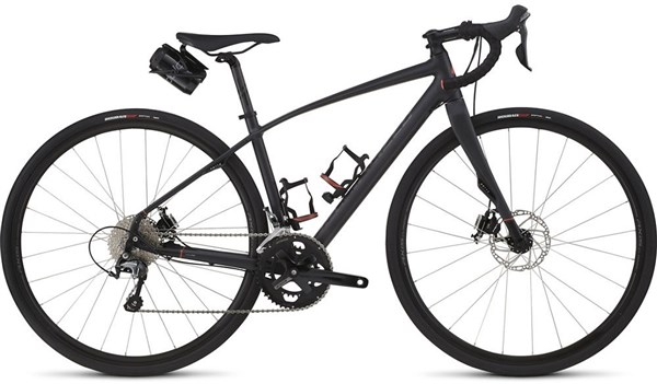Image of Specialized Dolce Evo Smartweld Womens  700c 2017 - Road Bike