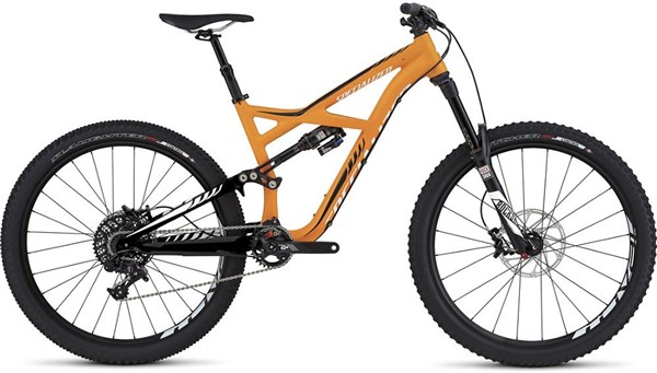 Specialized Enduro Elite 650b Mountain Bike 2016 - Full Suspension MTB