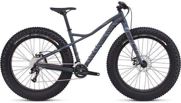 Image of Specialized Hellga Womens Mountain Bike 2017 - Fat bike