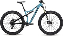 "Specialized Rhyme FSR Comp 6Fattie Womens  27.5""  Mountain Bike 2017 - Full Suspension MTB"