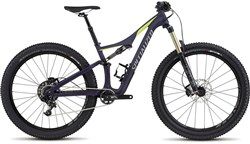 "Specialized Rhyme FSR Comp Carbon 6Fattie Womens  27.5"" Mountain Bike 2017 - Full Suspension MTB"