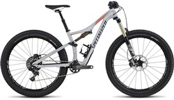 "Specialized Rhyme FSR Expert Carbon 6Fattie Womens  27.5"" Mountain Bike 2017 - Full Suspension MTB"