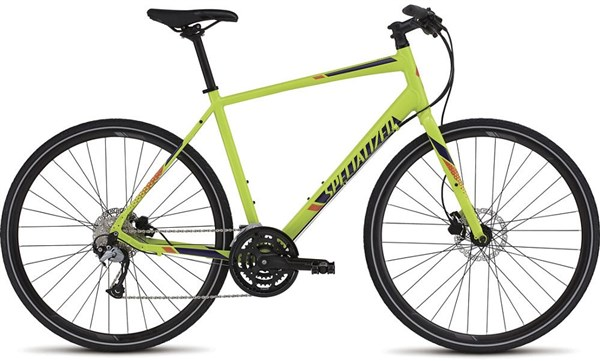 Specialized Sirrus Sport Disc 2016 - Hybrid Sports Bike