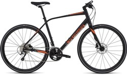 Specialized Sirrus Comp Disc 2016 - Flat Bar Road Bike