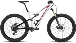 Specialized Stumpjumper FSR Comp Carbon 6Fattie 27.5+ Mountain Bike 2016 - Full Suspension MTB