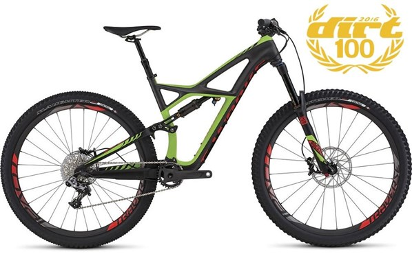 Image of Specialized S-Works Enduro 29 Mountain Bike 2016 - Full Suspension MTB