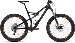 Product image for Specialized S-Works Stumpjumper FSR 6Fattie 27.5+ Mountain Bike 2016 - Full Suspension MTB