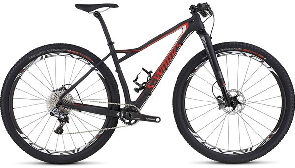 Image of Specialized S-Works Fate Carbon 29 Womens Mountain Bike 2016 - Hardtail MTB
