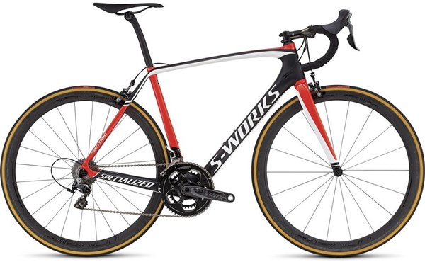 Image of Specialized S-Works Tarmac DA 2016 - Road Bike