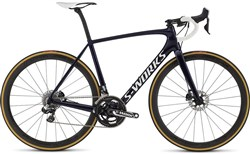 Specialized S-Works Tarmac Disc Di2 2016 - Road Bike