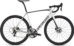 Specialized Tarmac Expert Disc Race 2016 - Road Bike