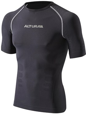 Image of Altura Second Skin Short Sleeve Cycling Base Layer SS17