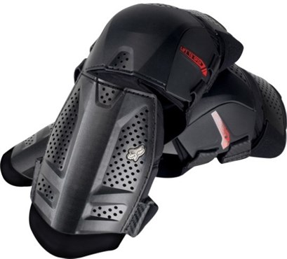 Image of Fox Clothing Launch Shorty Knee Guards / Pads AW16