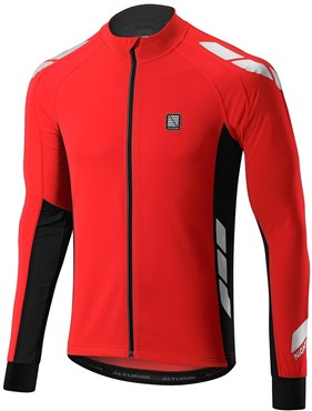 Image of Altura Night Vision Commuter Long Sleeve Jersey SS17