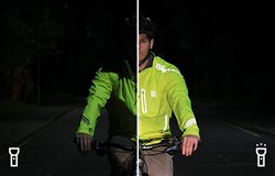 Altura Night Vision 360 Waterproof Cycling Jacket AW16