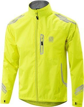 Image of Altura Night Vision 360 Waterproof Cycling Jacket AW16