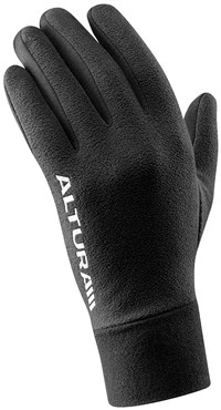 Altura Micro Fleece Womens Long Finger Cycling Gloves AW17