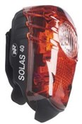 NiteRider Solas 40 USB Rechargeable Rear Light