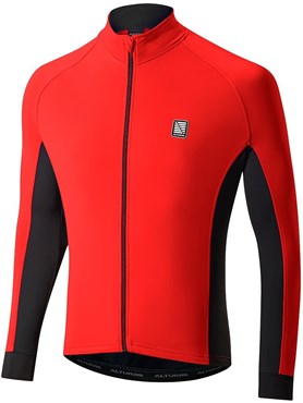 Image of Altura Peloton Long Sleeve Cycling Jersey AW16