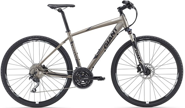 Giant Roam 0 Disc 2016 - Hybrid Sports Bike