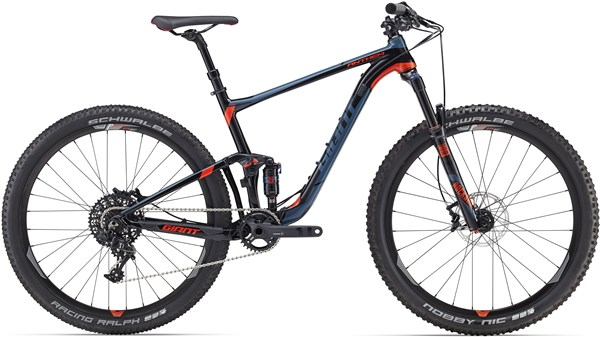 "Image of Giant Anthem SX 1 27.5""  Mountain Bike 2016 - Full Suspension MTB"