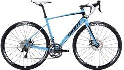 Giant Defy 1 Disc 2016 - Road Bike