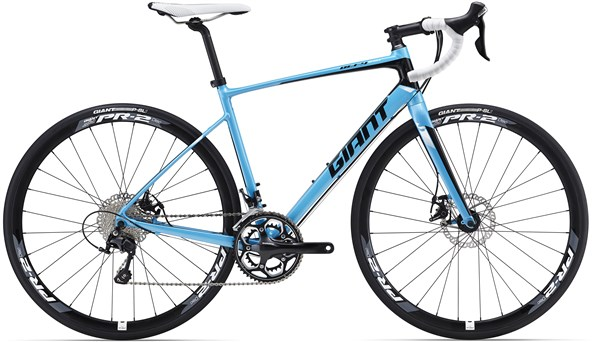 Defy 1 Disc 2016 - Road Bike