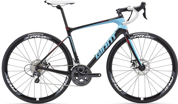 Defy Advanced 1 2016 - Road Bike