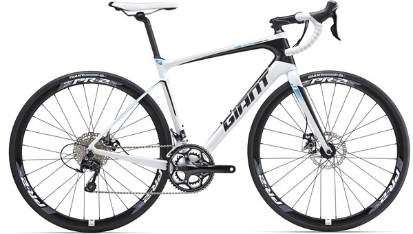 Defy Advanced 2 2016 - Road Bike