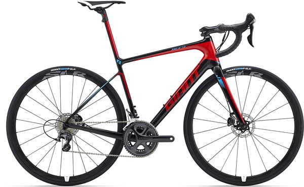Defy Advanced SL 1 2016 - Road Bike