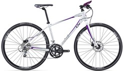 Giant Liv Thrive 1 Disc Flat Bar Womens  2016 - Road Bike