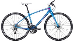 Giant Liv Thrive CoMax 2 Disc Flat Bar Womens  2016 - Road Bike