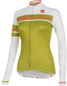 Castelli Girone Long Sleeve Cycling Jersey FZ