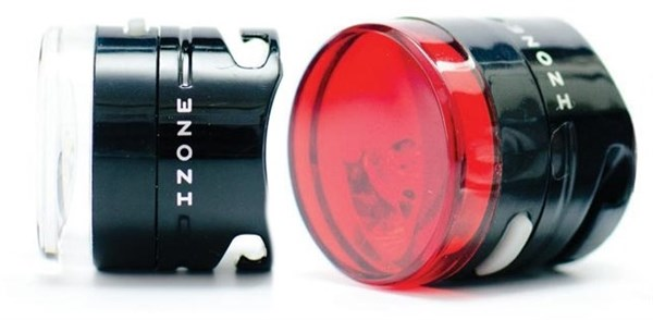 Izone Pulse Front and Rear Lightset