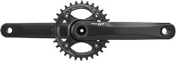 Product image for SRAM Crank GX 1400 GXP - 1x11 170mm - 32T X-Sync Chainring (GXP Cups Not Included)