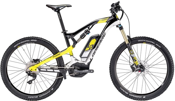 Image of Lapierre Overvolt FS 600 2016 - Electric Bike