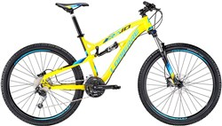 Lapierre Raid FX Mountain Bike 2016 - Full Suspension MTB