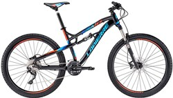 Lapierre Raid FX+ Mountain Bike 2016 - Full Suspension MTB