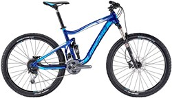 Lapierre X-Control 127 Mountain Bike 2016 - Full Suspension MTB