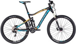Lapierre X-Control 327 Mountain Bike 2016 - Full Suspension MTB