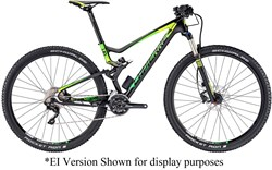 Lapierre XR 529 Mountain Bike 2016 - Full Suspension MTB