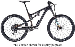 Lapierre Zesty AM 827 Mountain Bike 2016 - Full Suspension MTB
