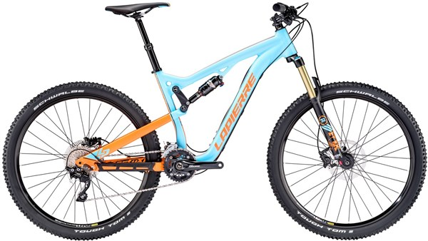 Lapierre Zesty XM 327 Mountain Bike 2016 - Full Suspension MTB