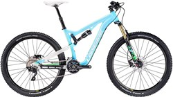 Lapierre Zesty XM 327 Womens Mountain Bike 2016 - Full Suspension MTB
