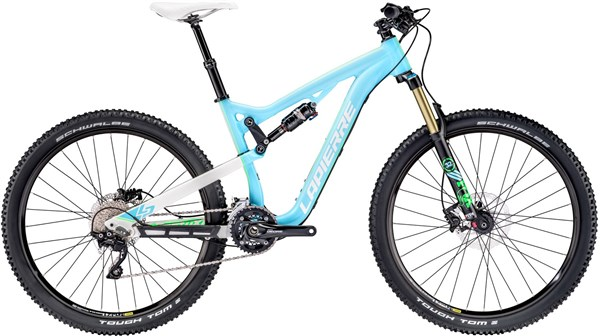 Lapierre zesty xm 327 womens mountain bike 2016 out of for Suspension transparente